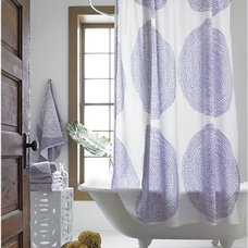Contemporary Shower Curtains by Crate&Barrel