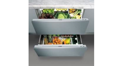 cooler drawers kitchen - Google Search