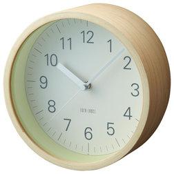 Contemporary Wall Clocks by neo-utility