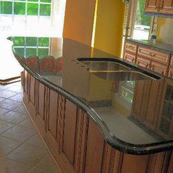 Granite - www.istonefloors.com