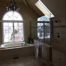 Traditional Bathroom by P&M Renovations