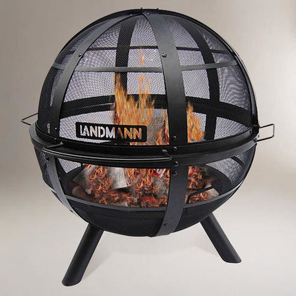 Contemporary Fire Pits by Cost Plus World Market