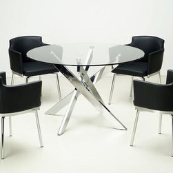 Bestsellers - Dusty Dining Table DUSTY-DT by Chintaly Imports