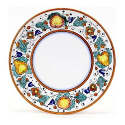 Artistica - Hand Made in Italy - Fruttina: Dinner Plate - Fruttina Collection