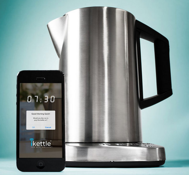 Innovators Cook Up New Connected Kitchen Gadgets