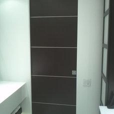 Contemporary Interior Doors by Sunex International Inc