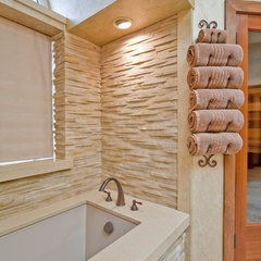 modern bathroom tile by Island Stone