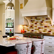 Kitchen Hoods And Vents by Cabinets by Graber