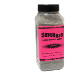IMTEK | NoOdor - Smelleze Natural Cat Litter Smell Remover Deodorizer Additive: 2 Lb. Granules - Summary