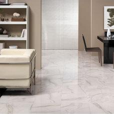 Modern Floor Tiles by tileliving