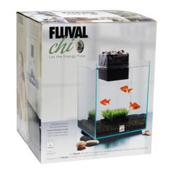 Fluval Chi Aquarium Kit - 5-gallon