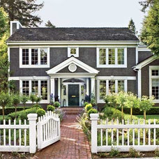 Updated Interior, Classic Exterior | A Light-Filled and Detail-Rich Colonial Rem