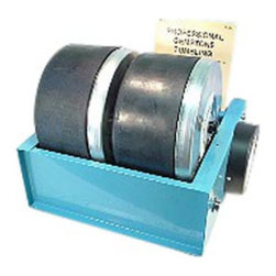 Lortone - Lortone QT-66 Rotary Rock Tumbler Kit Multicolor - 1-0614K - Shop for Craft Supplies from Hayneedle.com! The high capacity Lortone QT-66 Rotary Rock Tumbler Kit is ready to get to work right out of the box. The kit includes the large QT-66 Tumbler with heavy-duty motor and two 10-sided molded-rubber barrels. Use one barrel or both for a total capacity of 12 pounds. The double-barrel design lets you use abrasives in one while you polish in the other. This kit also includes pre-measured abrasive grits (#80/coarse 220/medium and 600 pre-polish) plus the Micro Alumina polishing compound and plastic pellets enough to finish 35-40 pounds of beautiful gems. Learn new tricks from the included Professional Gemstone Tumbling guide. It's perfect for polishing rock brass castings beads glass and more. It's easy to use even for a beginner but produces professional results. All-steel body is strong and stable with a handsome stainless steel drive cover. Lortone quality is backed by a one-year warranty. About LortoneFor over 50 years serious lapidaries have considered LORTONE the standard for performance and durability. Located in Mukilteo Washington north of Seattle LORTONE has a long history of producing high value economical lapidary and jewelry equipment built to last for many years. Their tradition of using superior materials and workmanship continues using proven designs premium steel and quality construction. Whether you're active in cutting slabs or bookends polishing cabs deburring metals tumbling jewelry or beach agate consider adding a LORTONE product to your arsenal.