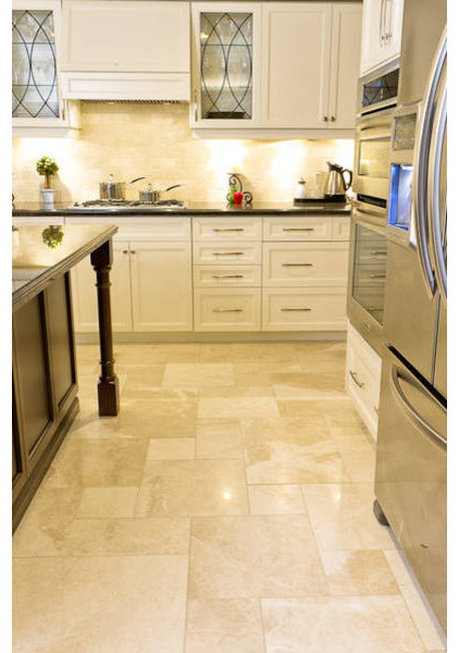 Traditional Wall And Floor Tile by Hermes Mozaik Stone Tile and Marble