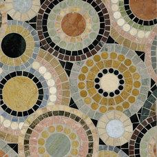 Modern  by Appomattox Tile Art Company
