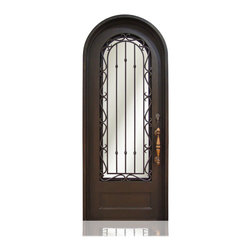 Iron Collection | 1895 | 1-24 - Iron, Hardware: 3.- Casement Latches, 2.- Roller Catches, Hinges: 4.- Heavy Hinges,  Exterior Door