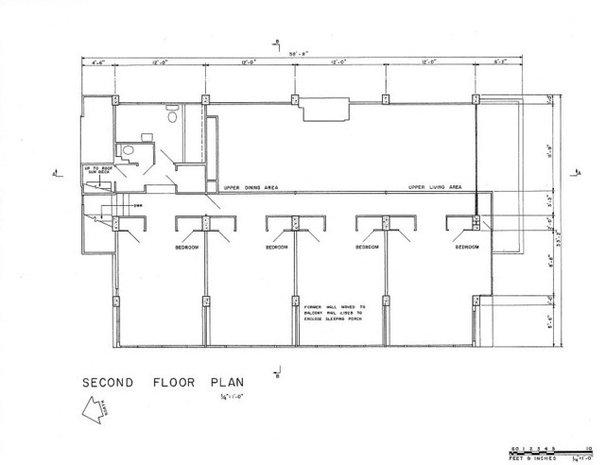 Floor Plan Must-Know Moderns