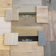 Contemporary Hardwood Flooring by simpleFLOORS Seattle