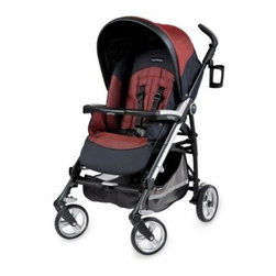 Peg Perego - Peg Perego Pliko Four in Boheme - Joining two perfect worlds, the Pliko Four combines a full featured stroller and a compact umbrella stroller into one! The one-hand umbrella fold allows quick closing and a handle for carrying ease.