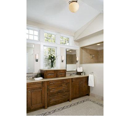 Traditional Bathroom by AbbeyK, Inc.