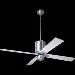 Modern Fan Company - Modern Fan Company | Industry Ceiling Fan - Design by Ron Rezek.