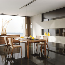 Modern Dining Tables by Wharfside