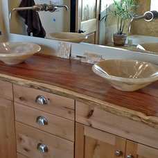 Contemporary Bathroom Vanities And Sink Consoles by Impact Imports