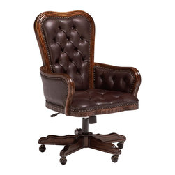 Ambella Home - New Ambella Home Desk Chair Executive - Product Details