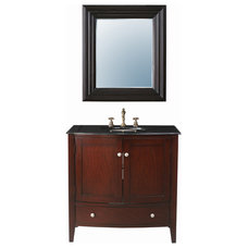 Traditional Bathroom Vanities And Sink Consoles by Stufurhome