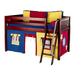 Easy Rider Boy Slat Tent Bed