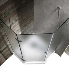 Modern Showerheads And Body Sprays by PoshHaus