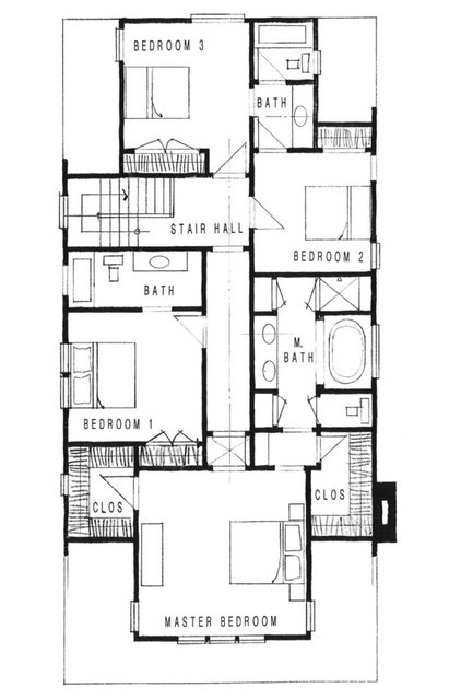 Wiring Diagram Craftsman 1900 besides Craftsman as well Two Sophisticated Luxury Apartments In Ny Includes Floor Plans also Free Semi Detached House Plans furthermore Extension Ideas. on 1930s style house plans
