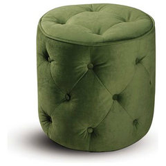 contemporary ottomans and cubes by World Market