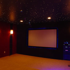 Home Theater by Brian Richards