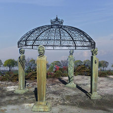 traditional gazebos by GI Designs