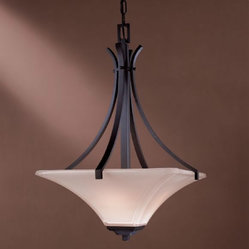 Minka Lavery Pendant in Black Finish