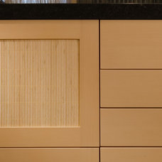 Modern Kitchen Cabinetry by FINNE Architects