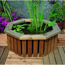 Contemporary Outdoor Fountains And Ponds by Primrose
