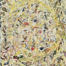 Shimmering Substance, c.1946 Print by Jackson Pollock at Art.com