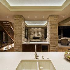 Modern Kitchen by Splittgerber Professional Builders