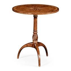 Jonathan Charles - Jonathan Charles Lamp Table Round - Product Details
