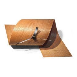 Modo Bath - Tothora Loop Table Clock - Loop Table Clock