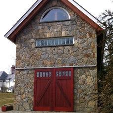 Garage Doors And Openers by Real Carriage Door Company