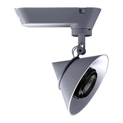 Juno Lighting - Trac-Master T160 Cone Low Voltage MR16 Track Light, T160sl - Low voltage fixtures offer precise control and energy efficiency for accent lighting and display applications.