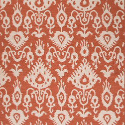 Jaipur Rugs - Flat-Weave Tribal Pattern Wool Red/Ivory Area Rug - A range of beautifully designed flatweaves in a stunning color palette. Hand woven  from 100% wool ach rug has its own personality and is versatile and easy to use. Origin: India