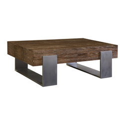 Cocktail Tables - SAMPSON COCKTAIL TABLE
