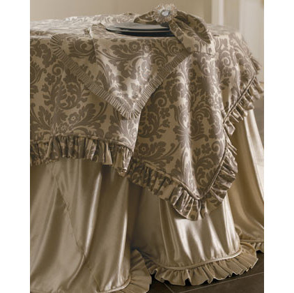 Traditional Tablecloths by Horchow