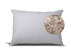 Exceptional Sheets 50/50 Down Pillow - The Specifics