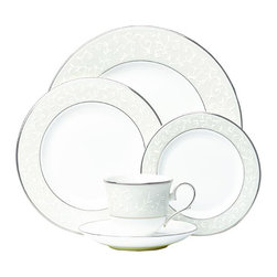 LENOX Opal Innocence 5-piece Place Setting $99 WAS $185 - BEST PRICE & SATISFACTION GUARANTEED!
