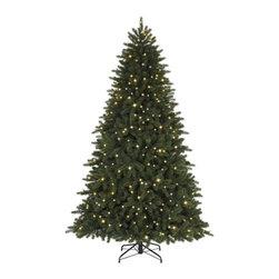 Hampton Hills Spruce Christmas Tree - THE CLASSIC ELEGANCE OF THE HAMPTON HILLS SPRUCE CHRISTMAS TREE